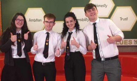 2018 School Captains