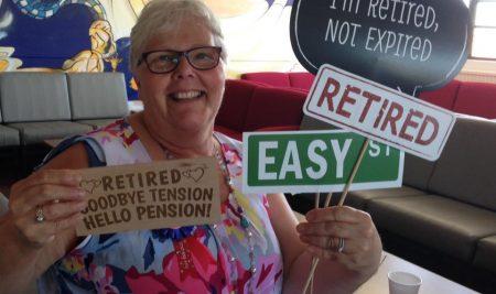 Ellen Aitken Retires