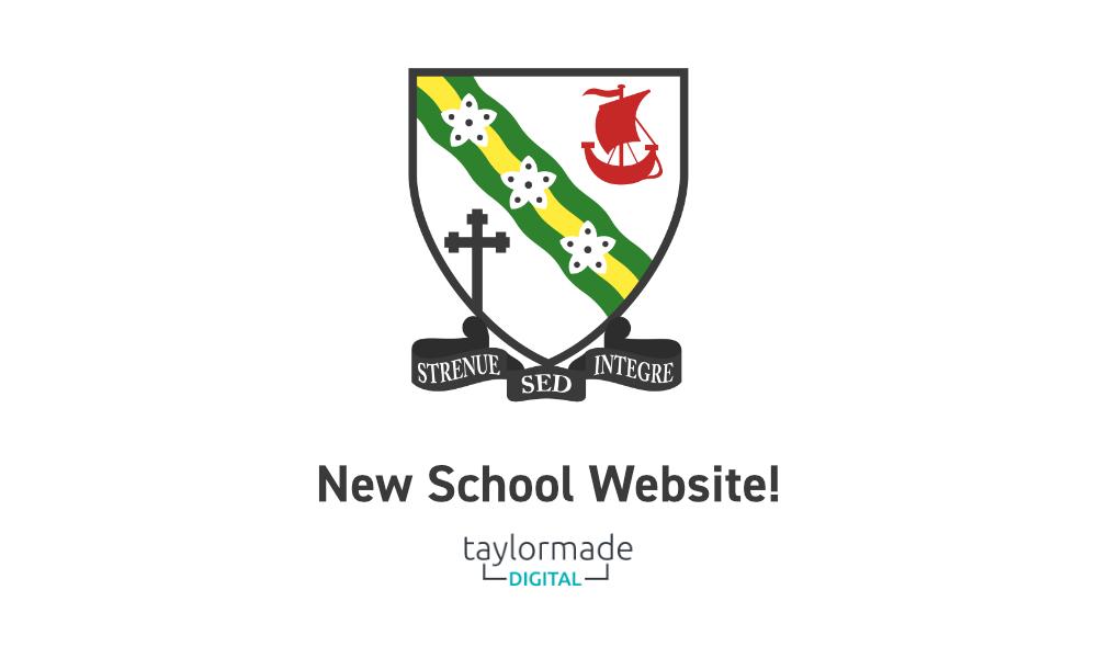 new-school-website-taylormadedigital