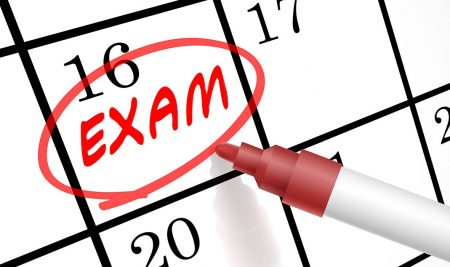 Prelim Exam Timetable