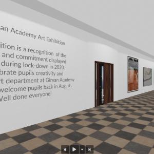 Art & Design Virtual Gallery