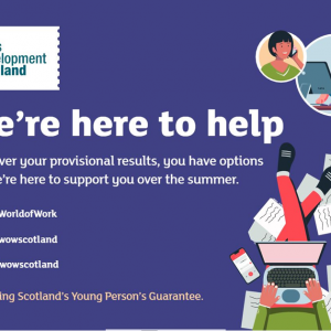 Results? Your career service is here to help